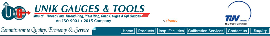 UNIK GAUGES & TOOLS